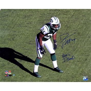 Steiner Sports New York Jets Darrelle Revis Revis Island 16