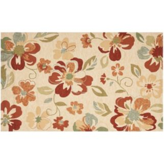 Safavieh Four Seasons Flowers Indoor Outdoor Rug