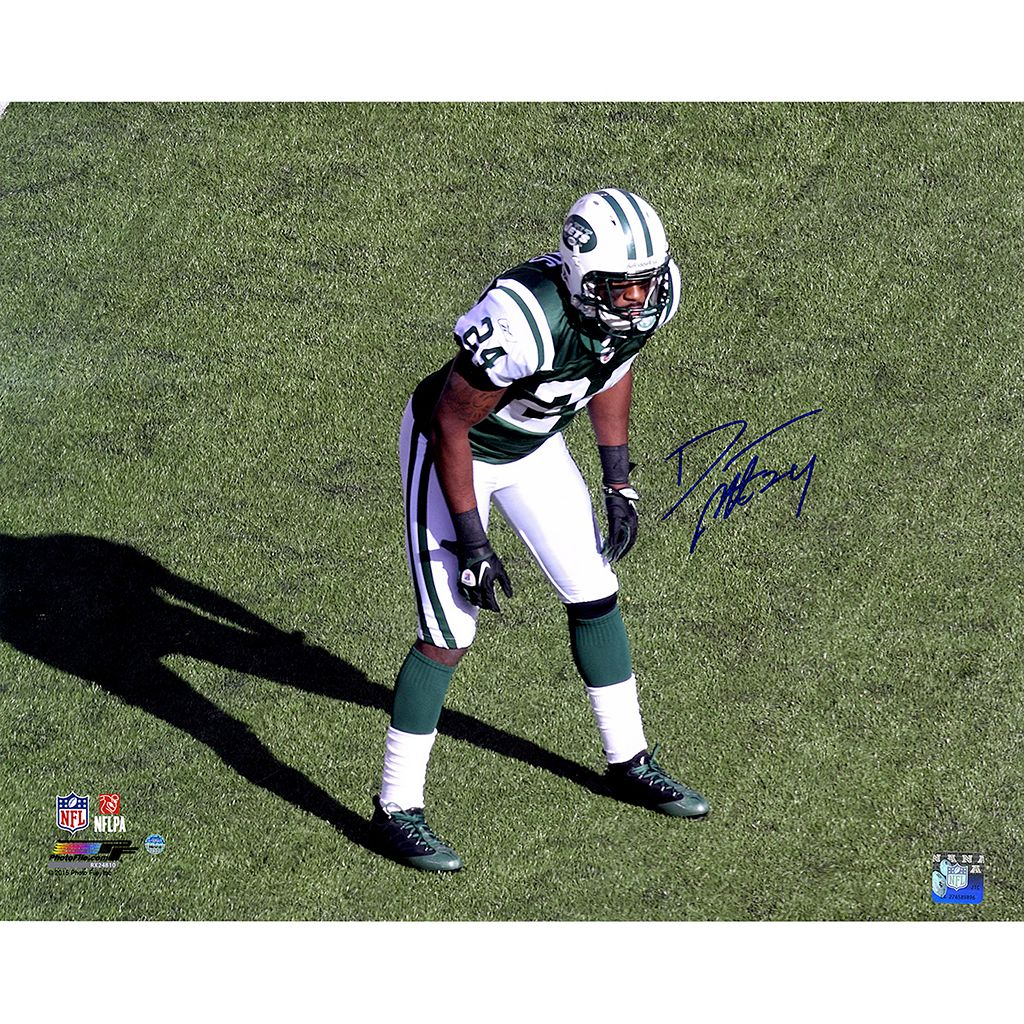Steiner Sports New York Jets Darrelle Revis 16