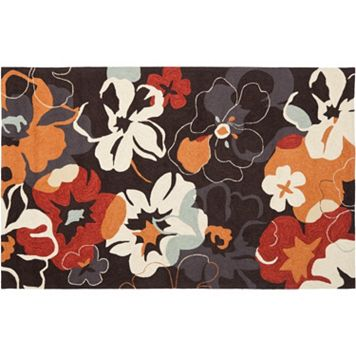 Safavieh Four Seasons Floral Indoor Outdoor Rug