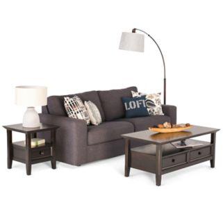 Simpli Home Amherst Coffee Table