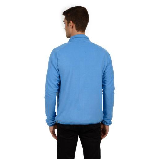Big & Tall Champion Microfleece Mockneck Performance Jacket