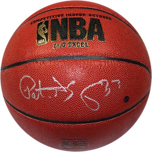 Steiner Sports Patrick Ewing NBA Signed Basketball