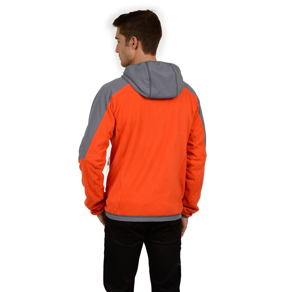 Big & Tall Champion Microfleece Hooded Jacket
