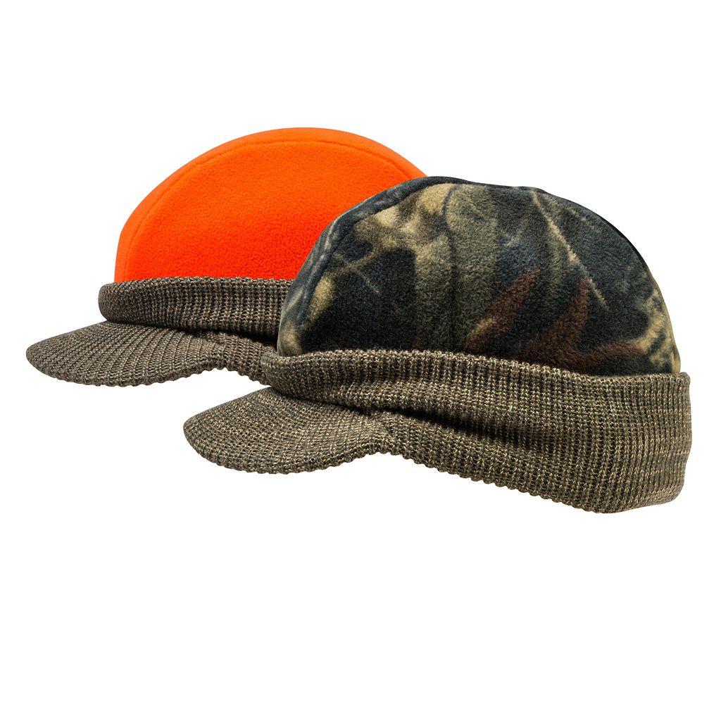 QuietWear Reversible Radar Hat - Men