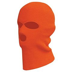 QuietWear Knit Three-Hole Mask - Men
