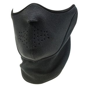 QuietWear Neo-Fleece Half Mask - Men
