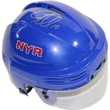 Steiner Sports New York Rangers JT Miller Signed Helmet