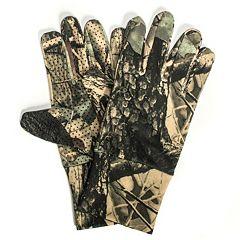QuietWear Non-Slip Gloves - Men