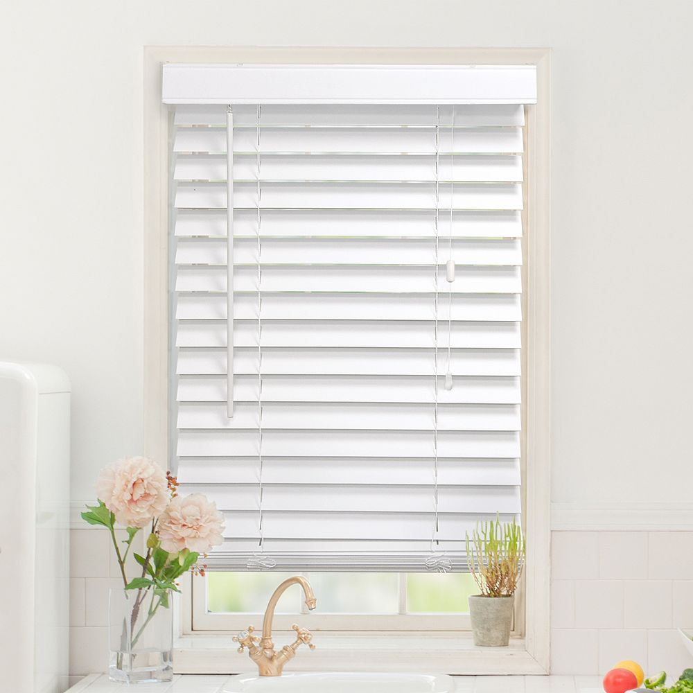 88 Where To Buy Faux Wood Blinds If You Need Custom