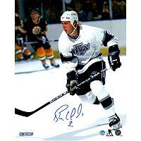 Steiner Sports Los Angeles Kings Bernie Nicholls 8