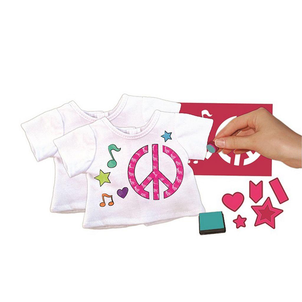 Shirt design kit - American Girl T Shirt Design Kit By Fashion Angels