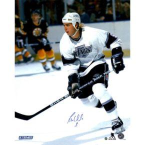 "Steiner Sports Los Angeles Kings Bernie Nicholls 16"" x 20"" Signed Photo"