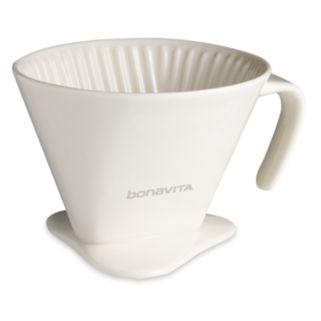 Bonavita Ceramic Dripper Single-Cup Coffee Brewer