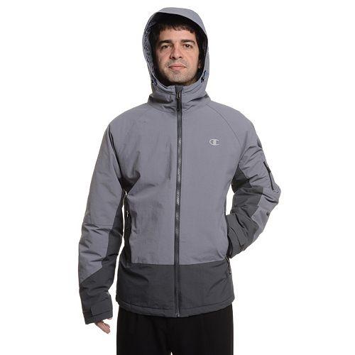 Men's Champion Colorblock Synthetic Down Ski Jacket