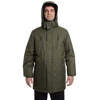 Men's Champion Herringbone Coaches Parka
