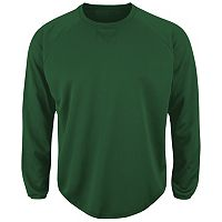 Majestic Adult Baseball Premier Home Plate Tech Fleece Top