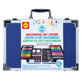 ALEX 126-pc. Multimedia Art Center