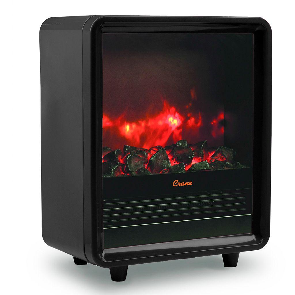 Crane Fireplace Space Heater