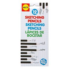 ALEX 12-pc. Sketching Pencils