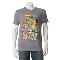 Men's Nickelodeon Character Tee