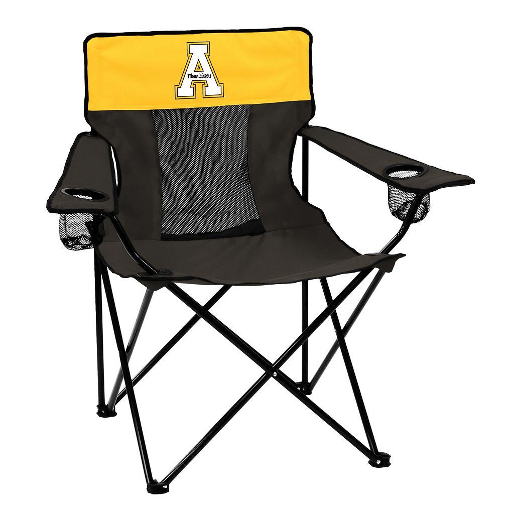 Logo Brand Appalachian State Mountaineers Elite Fold-Up Chair