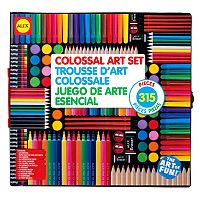 ALEX 315 pc Colossal Art Set