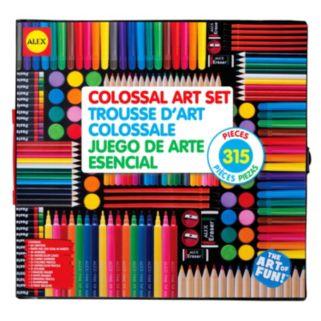 ALEX 315-pc. Colossal Art Set