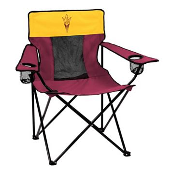 Logo Brand Arizona State Sun Devils Elite Fold-Up Chair
