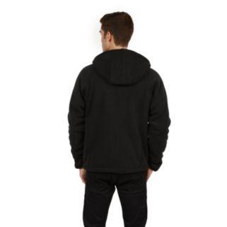 Big & Tall Champion Bonded Fleece Hooded Performance Jacket