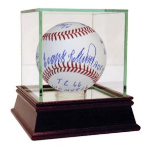 Steiner Sports Frank Robinson Autographed Baseball
