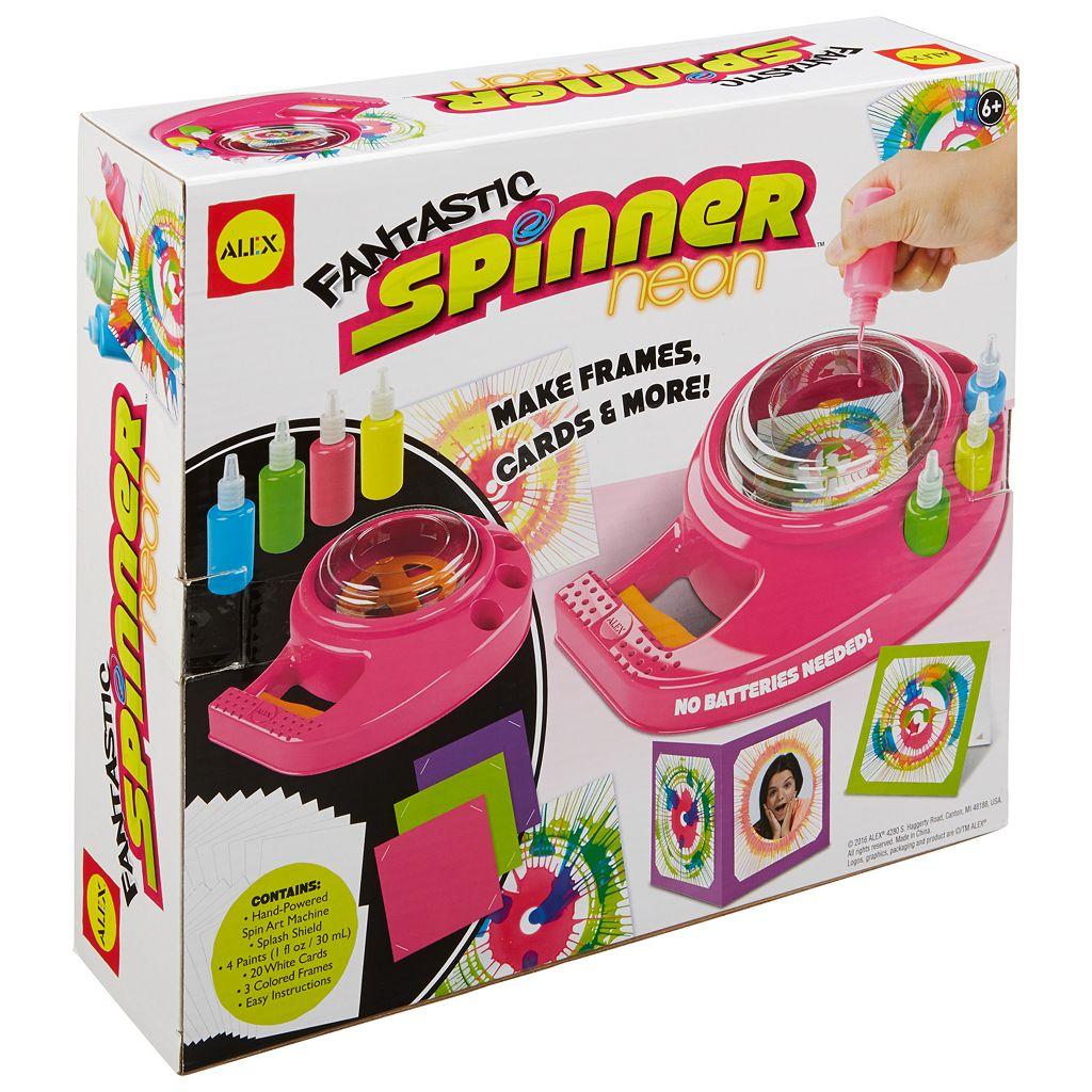 ALEX Neon Fantastic Spinner
