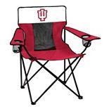 Logo Brand Indiana Hoosiers Elite Fold-Up Chair