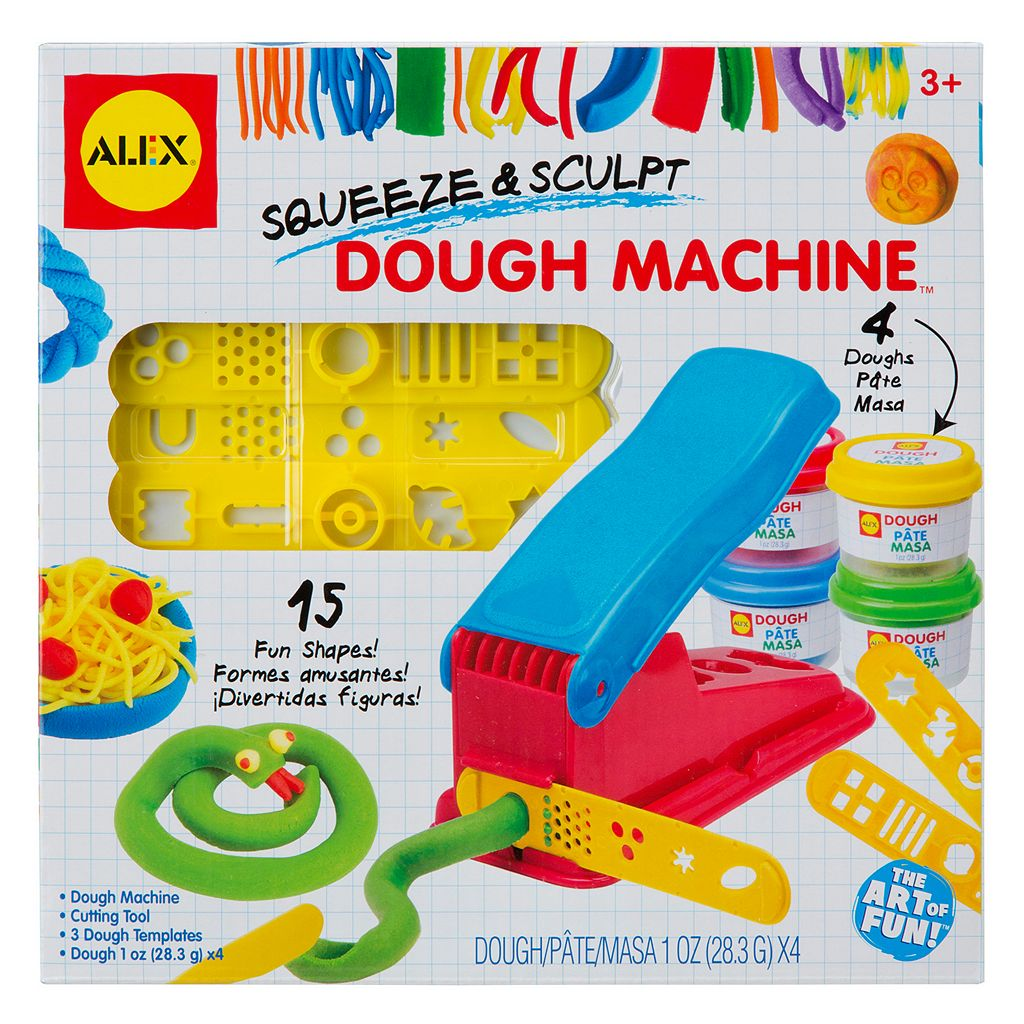 ALEX Squeeze & Sculpt Dough Machine