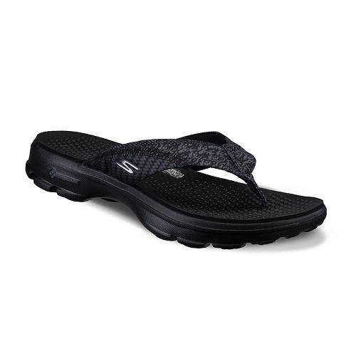 4ff940edd Skechers GOwalk Pizazz Women s Flip-Flops