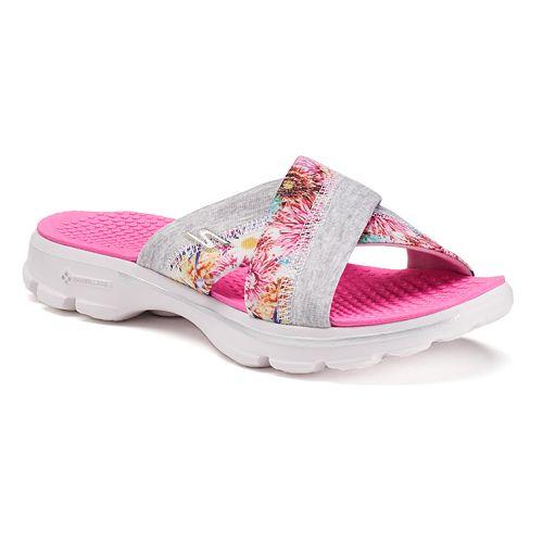 cef5af64d11e Skechers GOwalk 3 Fiji Women s Sandals