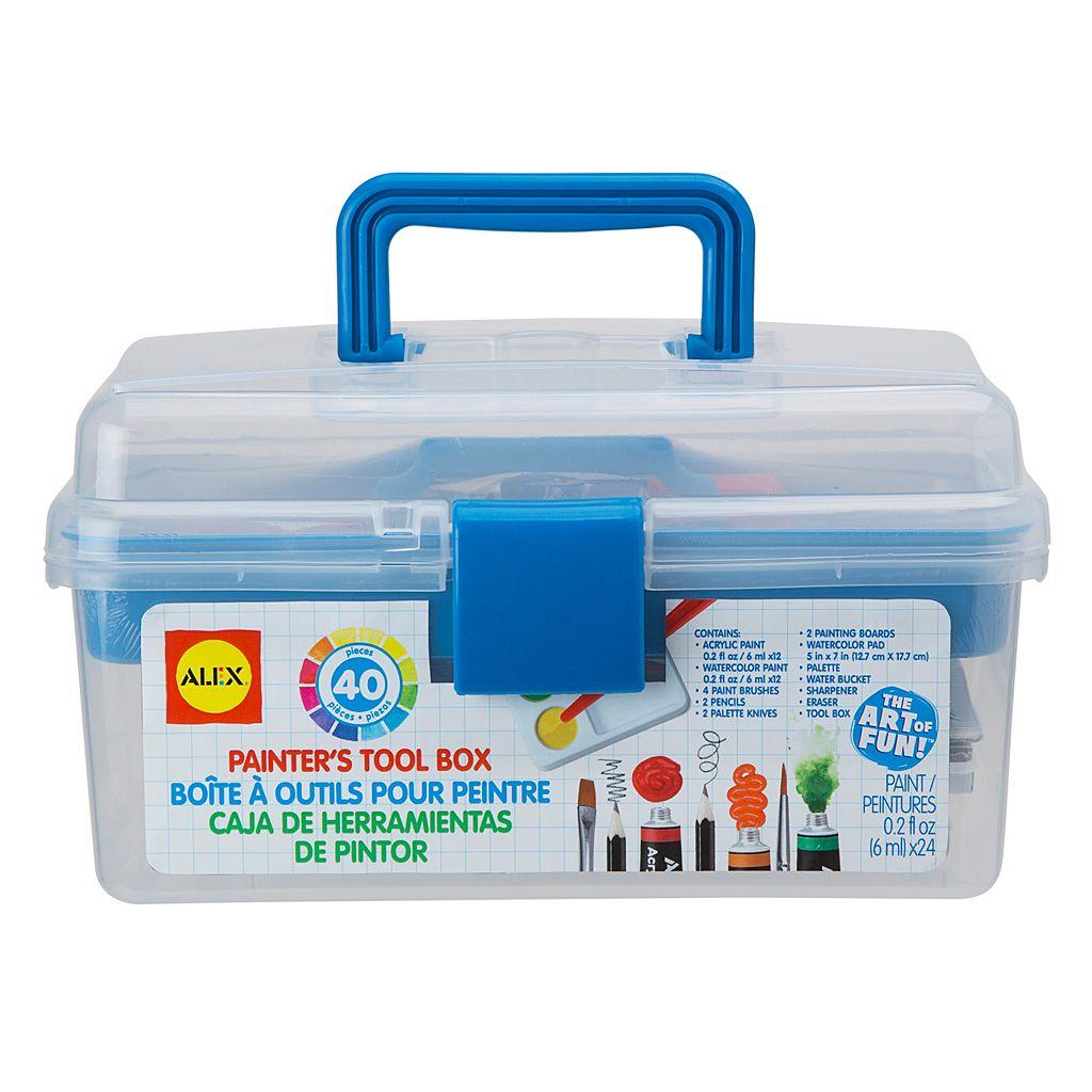 ALEX Painting Toolbox Kit