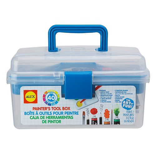ALEX Painting Toolbox Kit