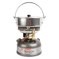 Coleman Dual Fuel 1-Burner Camp Stove