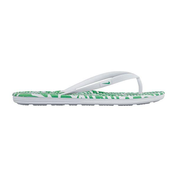 completar bomba Profesión  Nike Solarsoft Thong 2 Women's Print Flip-Flops