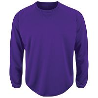 Majestic Youth Baseball Premier Home Plate Tech Fleece Top