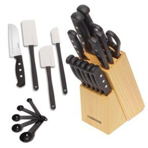 Farberware 22-pc. Knife Block Set