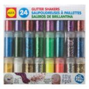 ALEX 24-pk. Glitter Shakers