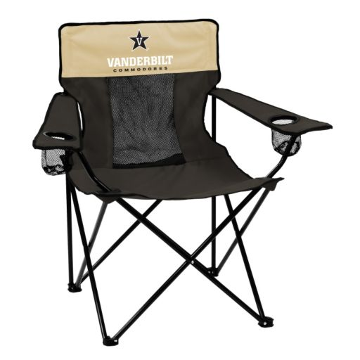Logo Brand Vanderbilt Commodores Elite Fold-Up Chair