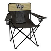 Logo Brand Wake Forest Demon Deacons Elite Fold-Up Chair