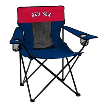 Logo Brand Boston Red Sox Elite Fold-Up Chair