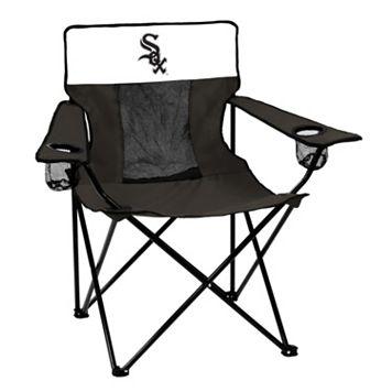 Logo Brand Chicago White Sox Elite Fold-Up Chair