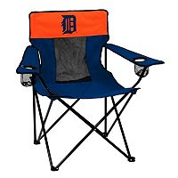 Logo Brand Detroit Tigers Elite Fold-Up Chair
