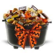 Alder Creek Cauldron of Chocolate Treats Gift Basket
