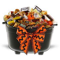 Alder Creek Cauldron of Chocolate Treats Gift Basket